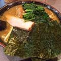 Photos: 20080329横浜市 吉村家590円+玉子60円・麺硬、味と油普通