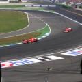 写真: フェラーリ2台