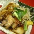 写真: 大阪 京橋 鳥正 角煮