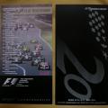 写真: F1日本GP メモリアルチケット