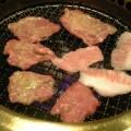 写真: 高田馬場 焼肉市場 げんかや タン塩 豚トロ