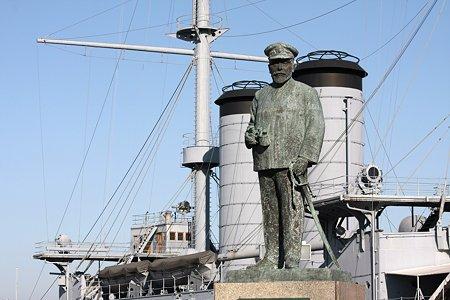 2008.12.28 東郷平八郎と戦艦三笠