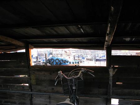 2008.12.29 Y.C.C自転車置場