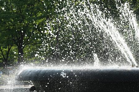 2009.05.09 日比谷公園 噴水