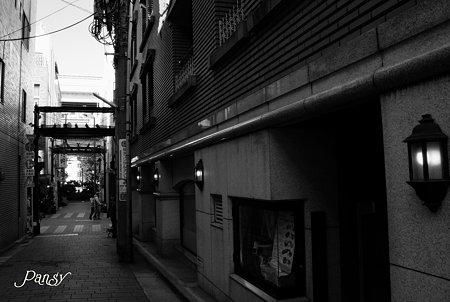 休日の街角 Motomachi 8