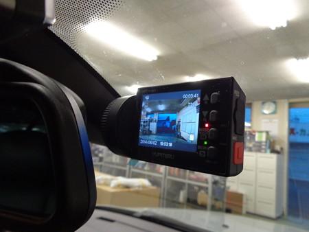BMW M5 神奈川県 ドライブレコーダー取付