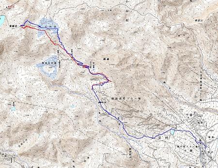 20080308白馬乗鞍岳山スキー