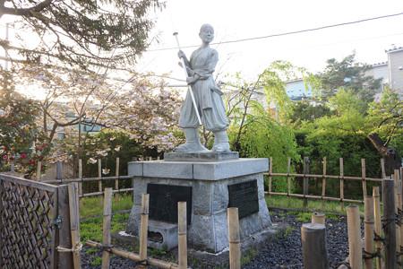 中野竹子殉節の地 - 2