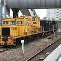 写真: 関東鉄道常総線の保線用車両