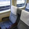 写真: 0系新幹線の座席