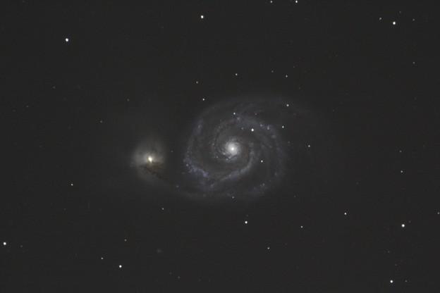 SHOWA 50RCD M51撮って出しJPEG画像