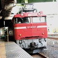 EF81 133推回9552レ上野15番発車