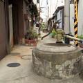 写真: 下町の路地