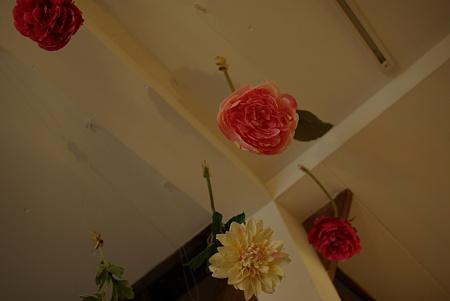Laluceの天井にも春が来た♪