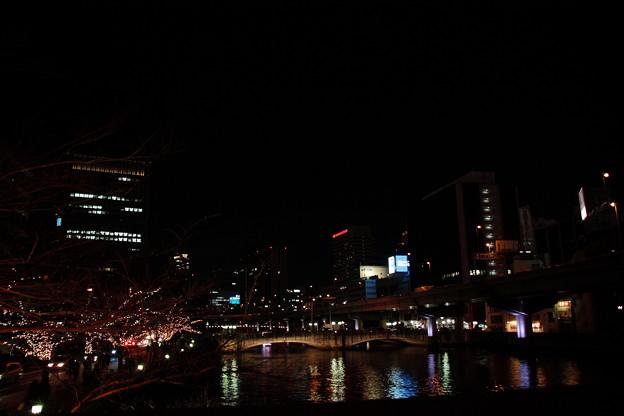 夜景:中之島