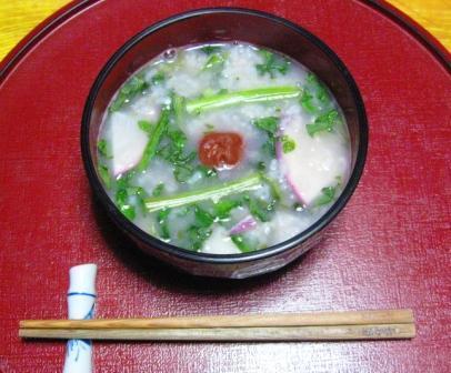 七草粥2009