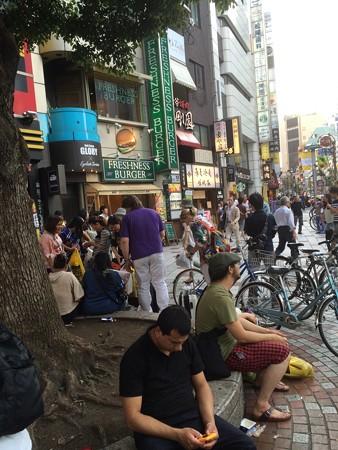 5.31渋谷市内