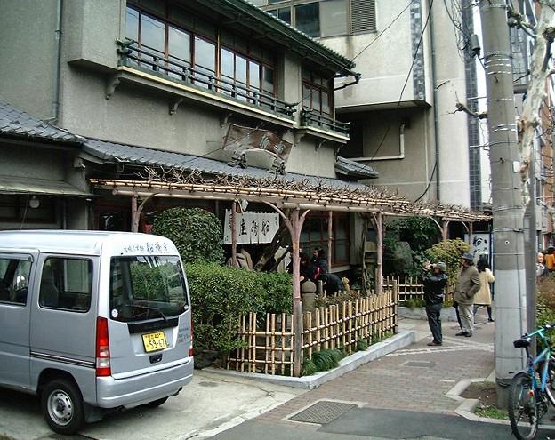 船橋屋本店(蔵前橋通り)(misc/0262)