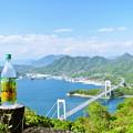 写真: しまなみ海道_大島から
