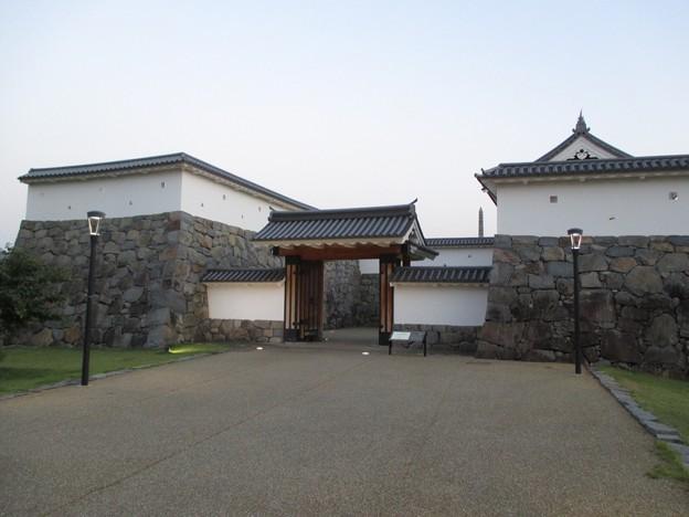 甲府城(甲府市歴史公園)