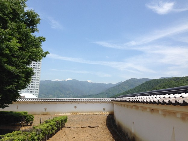 甲府城(舞鶴城公園)