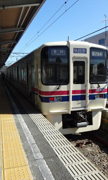 京王線系統9000系(天皇賞(秋)開催日に…)