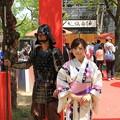Photos: 門番と娘