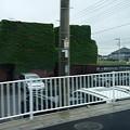 写真: 蔦の建物