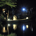 兼六園ライトアップ 初夏の段 舟上の調べ