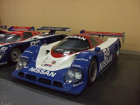 ★2008 NISSAN memorial garage 40