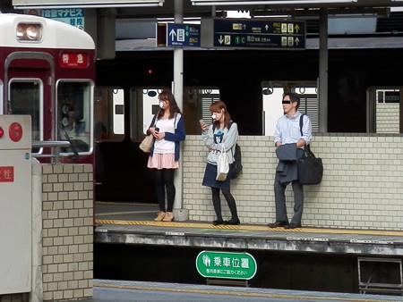 阪急桂駅の写真11