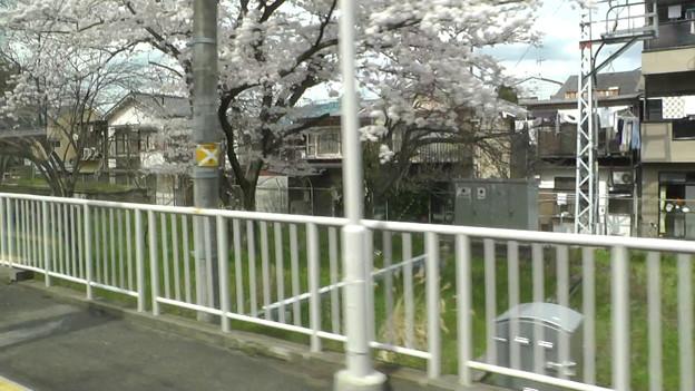 阪急嵐山線の車窓23