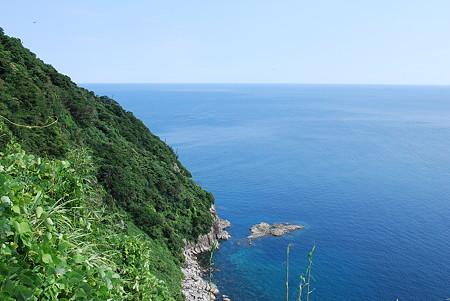 R482 丹後半島 経ヶ岬