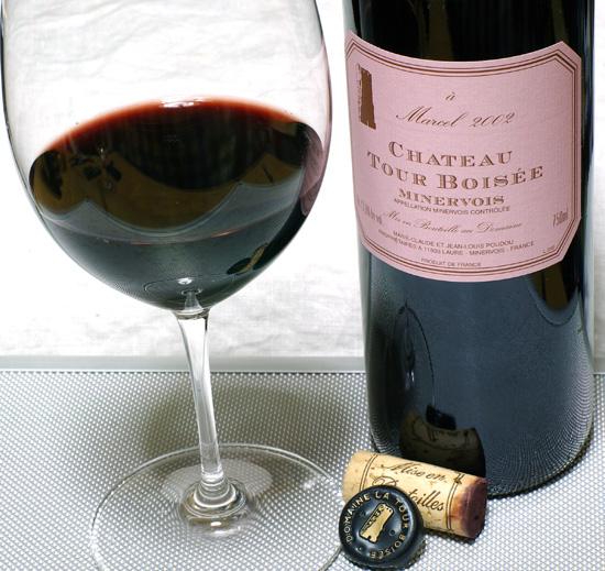 しっとりとエレガントなワイン