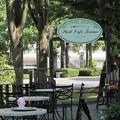 2012 公園カフェテラス 一休み横撮り