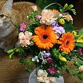 ルビーとお花