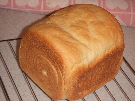 米粉食パン焼きたて。