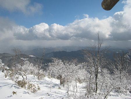 山頂からの眺望1