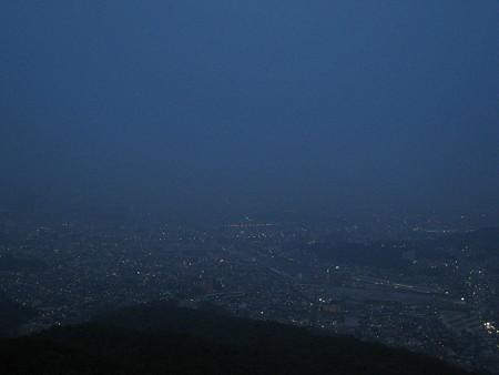 広島湾方面