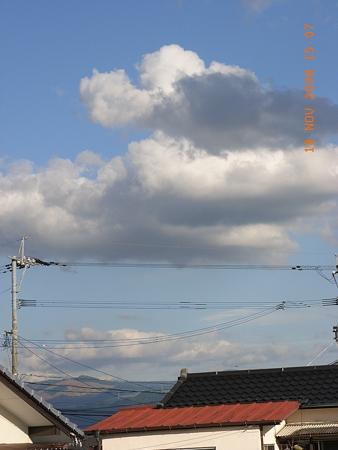 2008/11/18午後 東