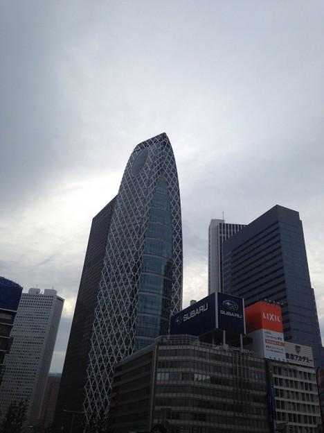 写真: 新宿西口