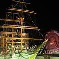 写真: 横浜・日本丸